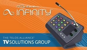 Telos Infinity™ IP Intercom