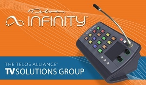 Telos Infinity™ IP Intercom