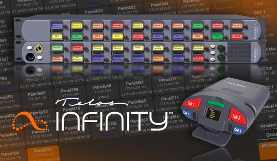 Telos Infinity IP Intercom