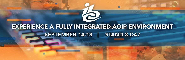 Telos Alliance at IBC 2018