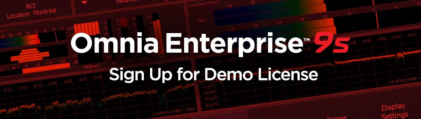 Omnia Enterprise 9s_Landing Page Banner