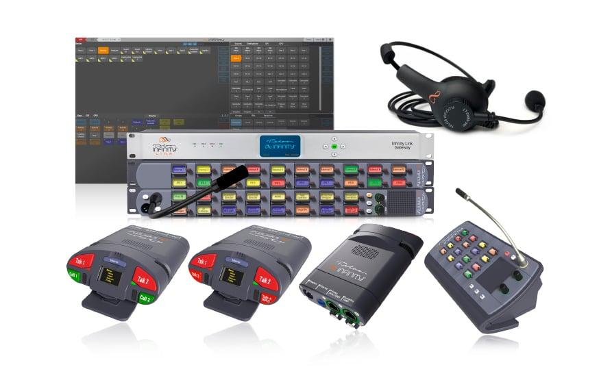 Infinity IP Intercom System