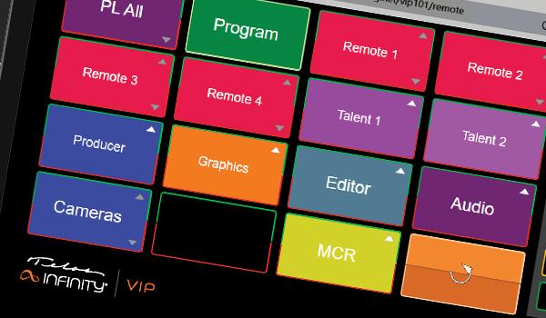 Radio Solutions_Landing Page_InfinityVIP
