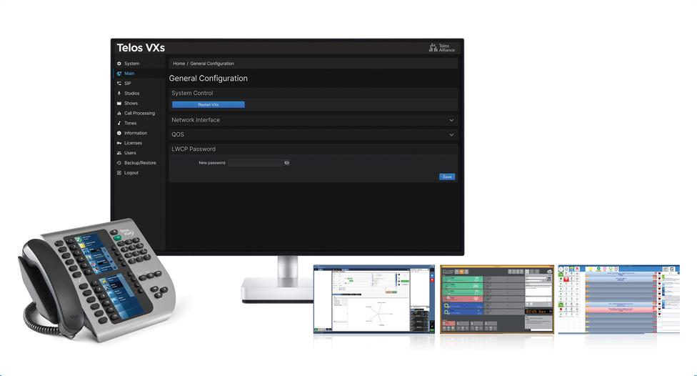VXs_Management Screens